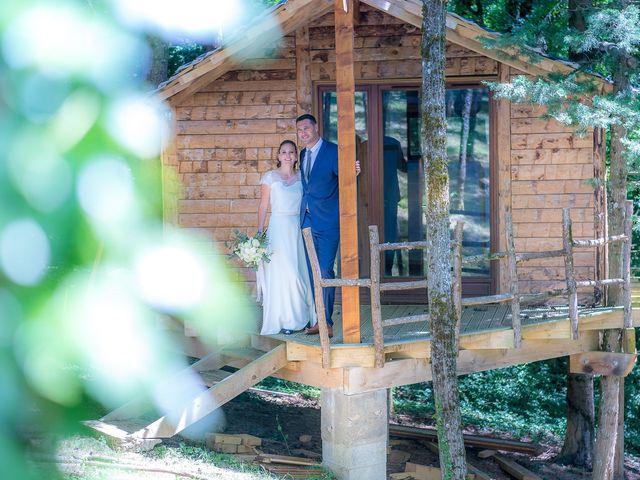 Le mariage de Nico et Mylène à Ambérieu-en-Bugey, Ain 33