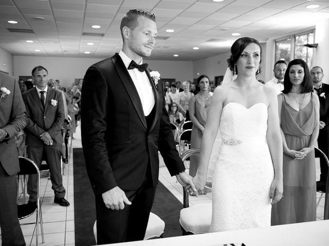 Le mariage de Emilie et Damien
