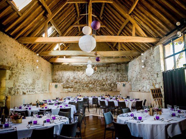 Le mariage de Damien et Emilie à Fondettes, Indre-et-Loire 22
