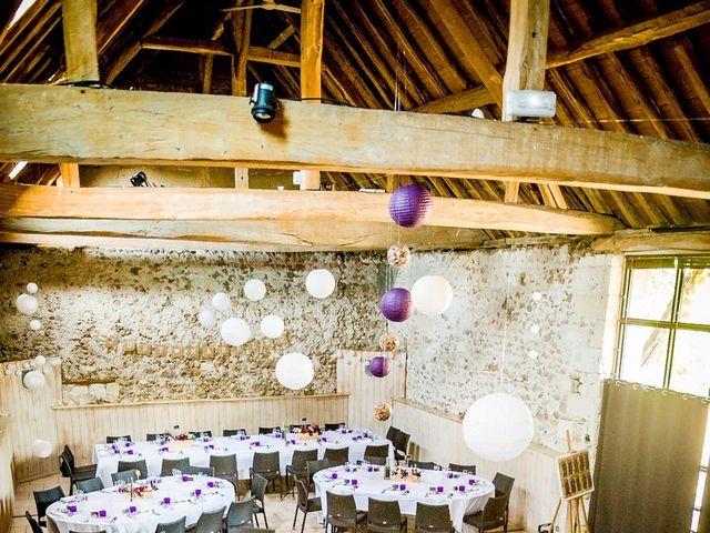 Le mariage de Damien et Emilie à Fondettes, Indre-et-Loire 23