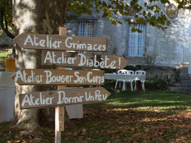 Le mariage de Léo et Jessie à Tourrettes-sur-Loup, Alpes-Maritimes 26