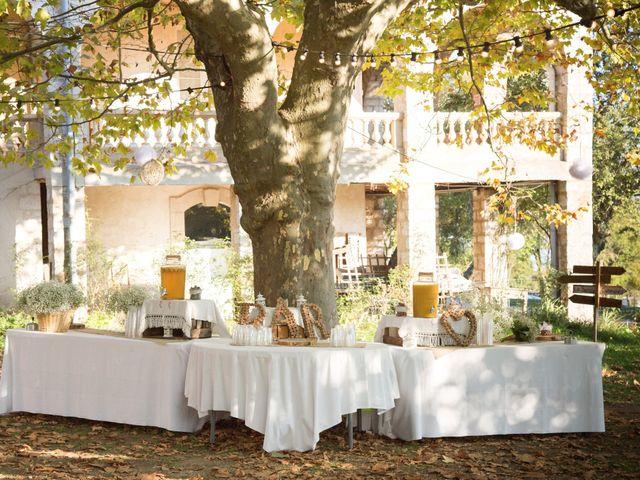 Le mariage de Léo et Jessie à Tourrettes-sur-Loup, Alpes-Maritimes 32