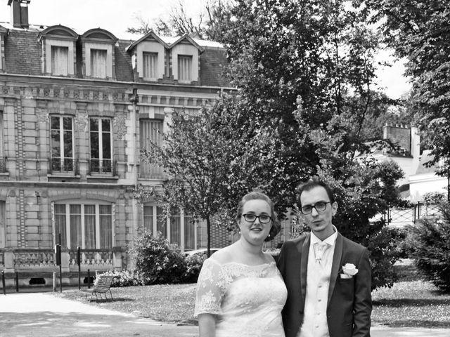 Le mariage de Maël et Séverine à Yerres, Essonne 9