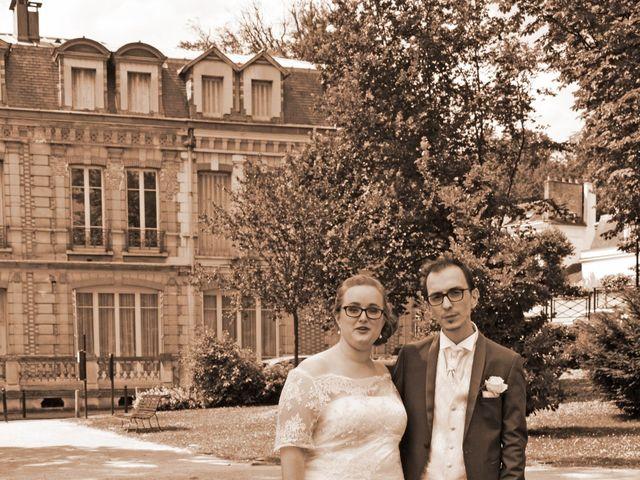Le mariage de Maël et Séverine à Yerres, Essonne 28