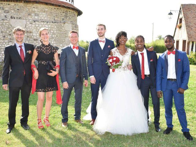 Le mariage de Thibault et Émilie à Porte-Joie, Eure 49