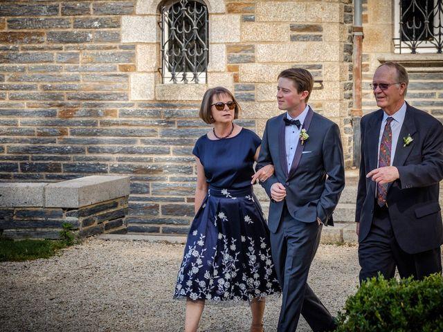 Le mariage de Kyle et Sheila à Saint-Just, Ille et Vilaine 21
