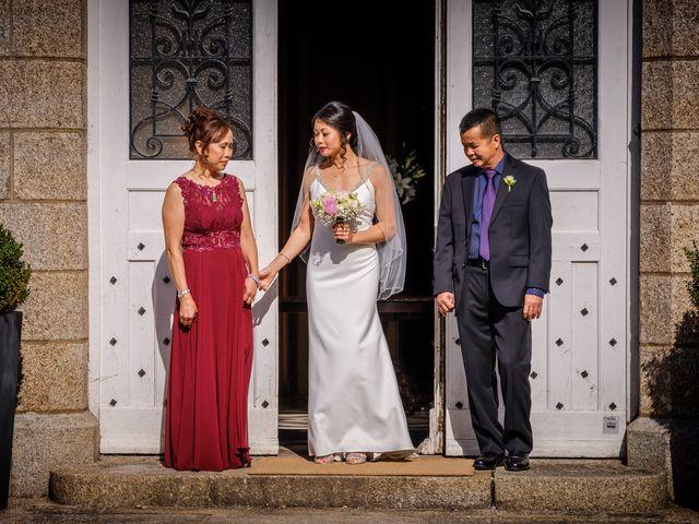 Le mariage de Kyle et Sheila à Saint-Just, Ille et Vilaine 22