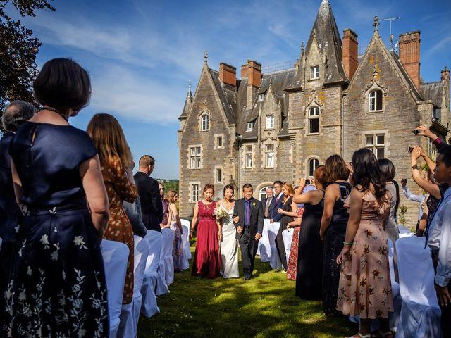 Le mariage de Kyle et Sheila à Saint-Just, Ille et Vilaine 23