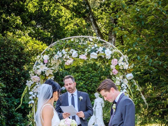 Le mariage de Kyle et Sheila à Saint-Just, Ille et Vilaine 24