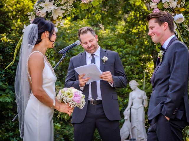 Le mariage de Kyle et Sheila à Saint-Just, Ille et Vilaine 26
