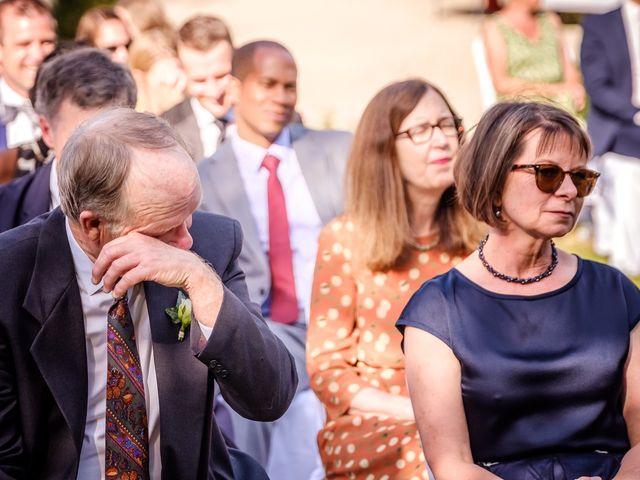 Le mariage de Kyle et Sheila à Saint-Just, Ille et Vilaine 29
