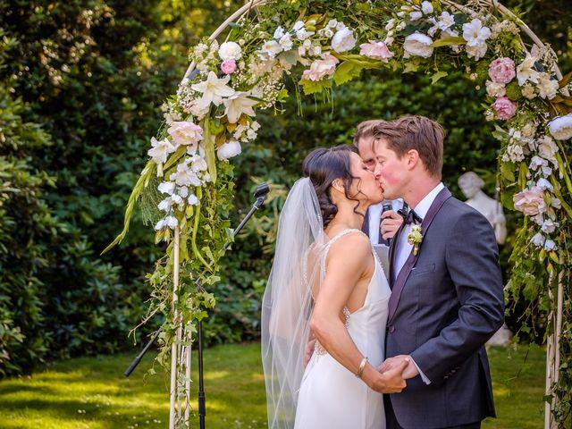 Le mariage de Kyle et Sheila à Saint-Just, Ille et Vilaine 30