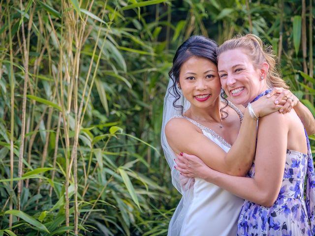 Le mariage de Kyle et Sheila à Saint-Just, Ille et Vilaine 34