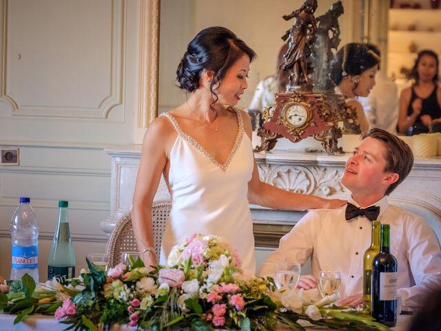 Le mariage de Kyle et Sheila à Saint-Just, Ille et Vilaine 38