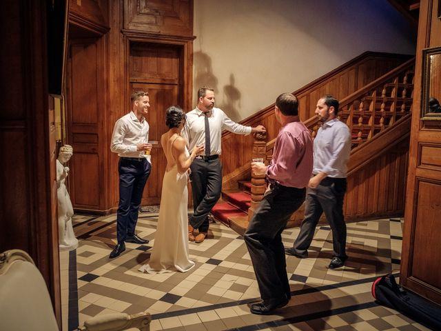 Le mariage de Kyle et Sheila à Saint-Just, Ille et Vilaine 41