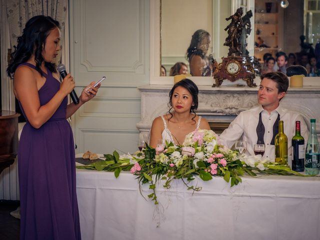 Le mariage de Kyle et Sheila à Saint-Just, Ille et Vilaine 42