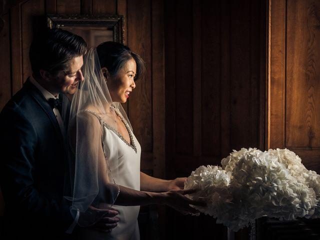 Le mariage de Kyle et Sheila à Saint-Just, Ille et Vilaine 44
