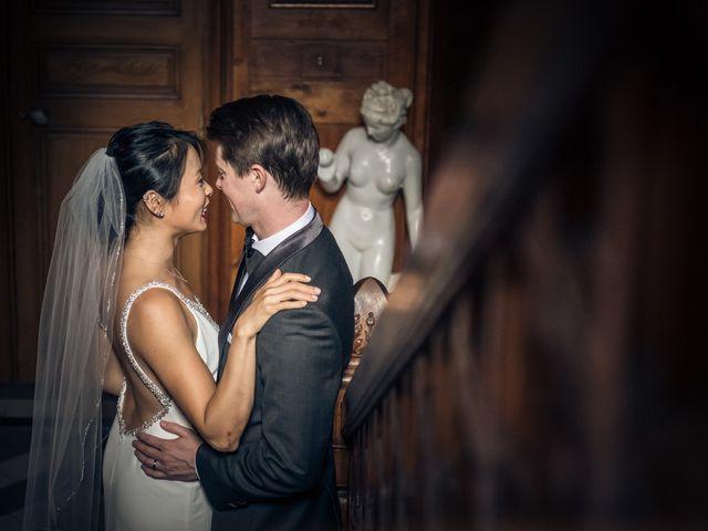 Le mariage de Kyle et Sheila à Saint-Just, Ille et Vilaine 45
