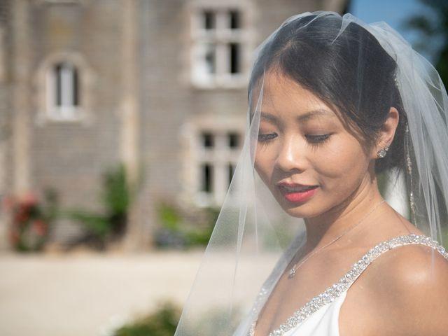 Le mariage de Kyle et Sheila à Saint-Just, Ille et Vilaine 47