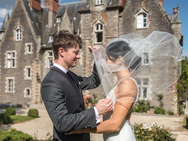 Le mariage de Kyle et Sheila à Saint-Just, Ille et Vilaine 48