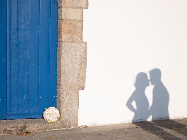 Le mariage de Kyle et Sheila à Saint-Just, Ille et Vilaine 51