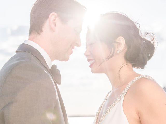 Le mariage de Kyle et Sheila à Saint-Just, Ille et Vilaine 52