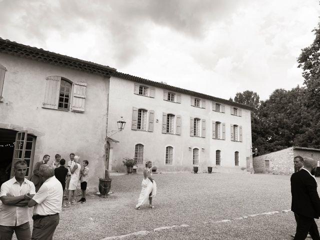 Le mariage de Florent et Séverine à Brignoles, Var 4