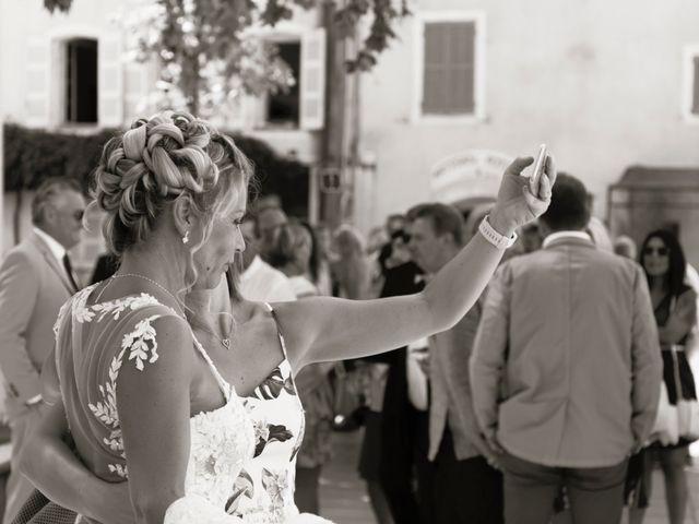 Le mariage de Florent et Séverine à Brignoles, Var 8