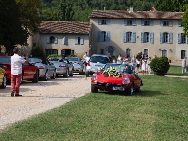 Le mariage de Florent et Séverine à Brignoles, Var 18