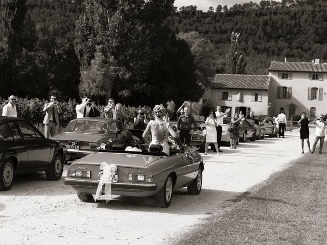 Le mariage de Florent et Séverine à Brignoles, Var 20