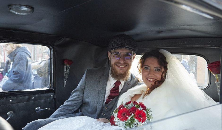 Le mariage de Victor et Kelly à Brébières, Pas-de-Calais