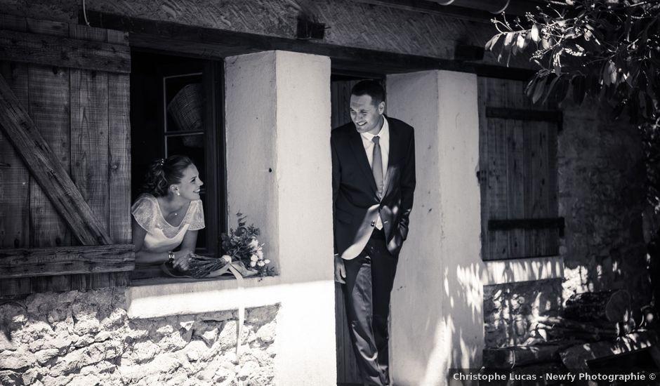 Le mariage de Nico et Mylène à Ambérieu-en-Bugey, Ain