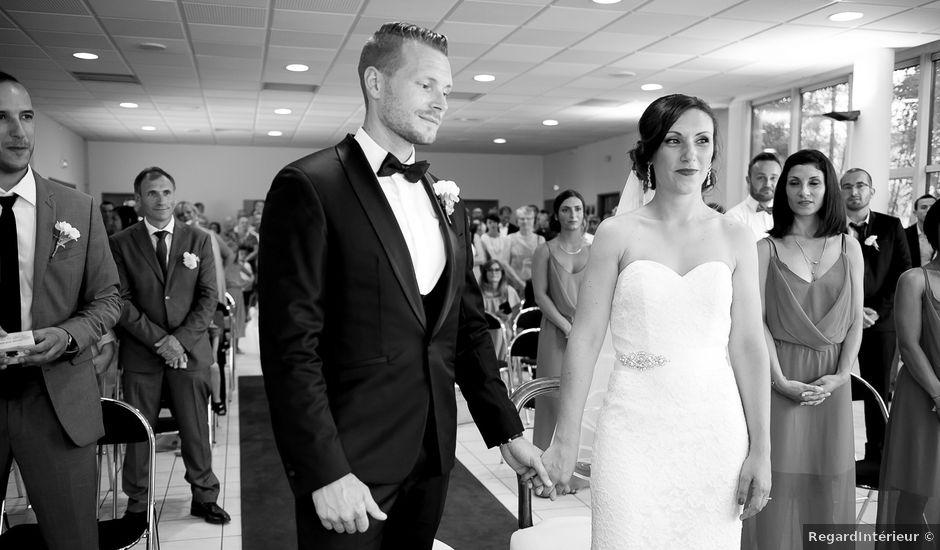 Le mariage de Damien et Emilie à Fondettes, Indre-et-Loire