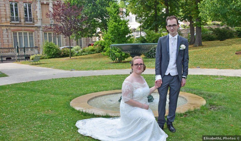 Le mariage de Maël et Séverine à Yerres, Essonne
