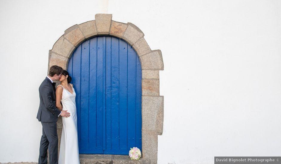 Le mariage de Kyle et Sheila à Saint-Just, Ille et Vilaine
