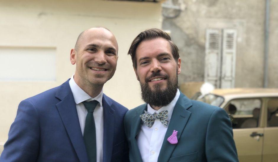 Le mariage de André  et Damien à Moissy-Cramayel, Seine-et-Marne