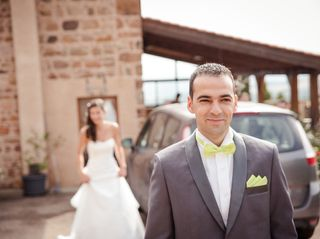 Le mariage de Amélie et Alexandre 1