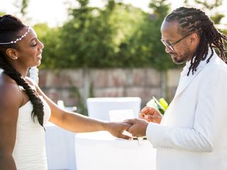 Le mariage de Tatiana et Christophe 2