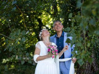 Le mariage de Laurence et Jean-François