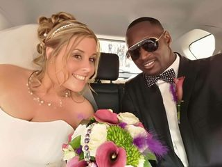Le mariage de Justine et Sekou