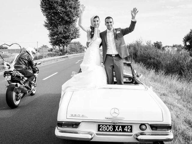 Le mariage de Alexandre et Amélie à Montrond-les-Bains, Loire 9