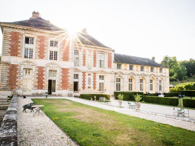 Le mariage de amar et clara à Vallery, Yonne 2