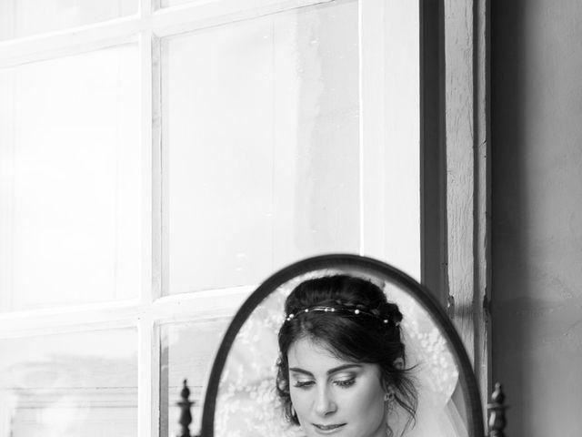 Le mariage de amar et clara à Vallery, Yonne 4