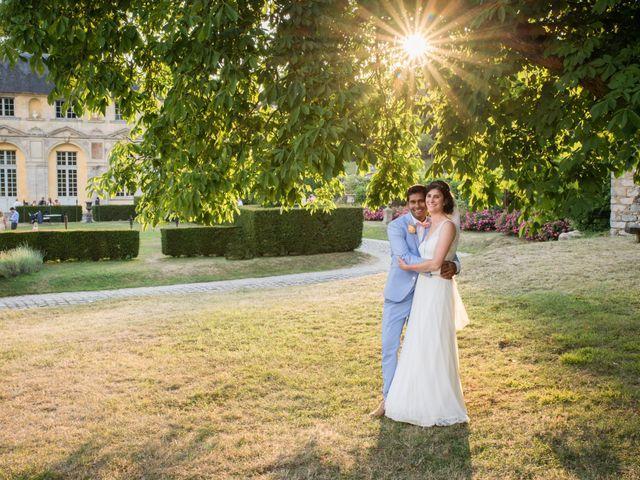 Le mariage de amar et clara à Vallery, Yonne 9