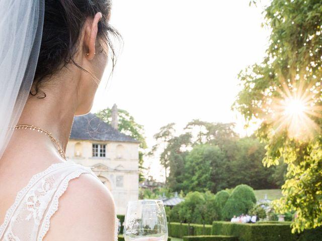 Le mariage de amar et clara à Vallery, Yonne 10