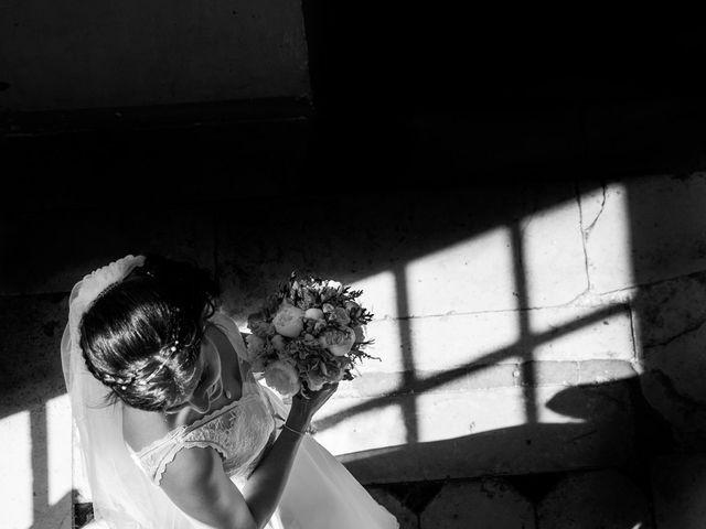 Le mariage de amar et clara à Vallery, Yonne 16