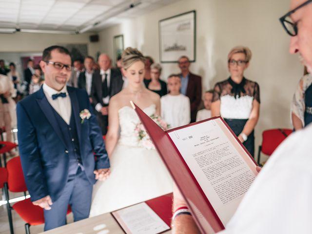 Le mariage de Patrick et Marion à Prinquiau, Loire Atlantique 12