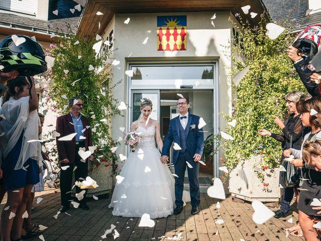 Le mariage de Patrick et Marion à Prinquiau, Loire Atlantique 13