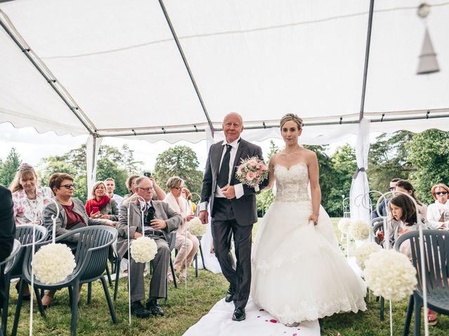 Le mariage de Patrick et Marion à Prinquiau, Loire Atlantique 18