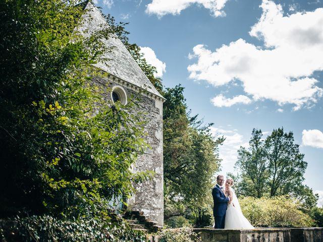 Le mariage de Patrick et Marion à Prinquiau, Loire Atlantique 34